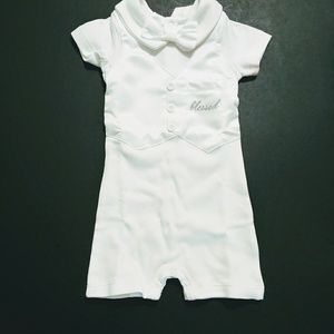 Other - Christening suit 6 to 9 mo Elegant Baby